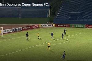 AFC Cup: B. Bình Dương 'thất thủ', Hà Nội FC bị chia điểm