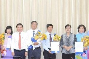 TPHCM công bố các quyết định tổ chức, nhân sự