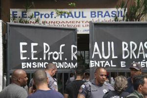 Brazil: xả súng vào trường học khiến ít nhất 10 người thiệt mạng