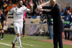 Zidane: Nhận ngân sách tỉ bảng, mơ tái thiết Real Madrid