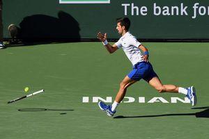 Indian Wells: Djokovic bất ngờ rơi đài, Federer thảnh thơi thắng Wawrinka