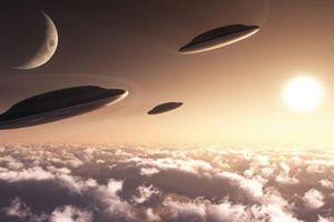 Giật mình bằng chứng khó cãi về UFO trên bầu trời nước Mỹ