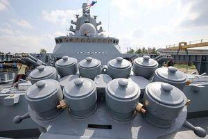 Đội tàu Nga tiến hướng về vùng biển gần Syria thực hiện nhiệm vụ mới