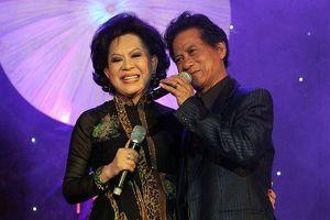 Chế Linh mời bạn vàng làm liveshow ở Hà Nội