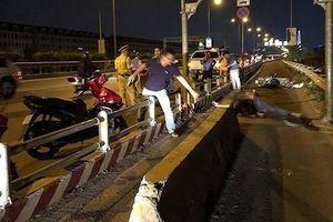 Sở GTVT TP.HCM lên tiếng về dải bê tông gây chết người ở cao tốc