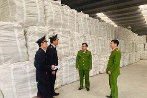 Hơn 18.000 tấn xi măng giả nhãn mác trị giá hơn 20 tỷ đồng bị bắt giữ