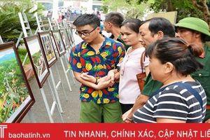 CLB Nhiếp ảnh nghệ thuật Hà Tĩnh - nơi tiếp lửa đam mê