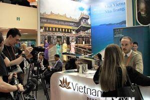 Du lịch biển đảo Việt Nam hấp dẫn du khách Nga ở Hội chợ MITT