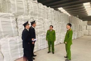 Thanh Hóa: Phát hiện, bắt giữ hơn 18 nghìn tấn xi măng giả