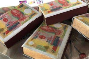 Diêm Đồng Nai 'chơi trội' in hình ảnh tờ tiền 200.000đ trên vỏ hộp?