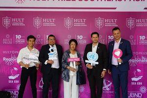 HULT PRIZE tổ chức Talk show: 'Ý nghĩa doanh nhân xã hội'