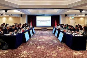 Hội nghị cấp Bộ trưởng lần thứ 14 về Kết nối kinh tế Việt Nam - Singapore