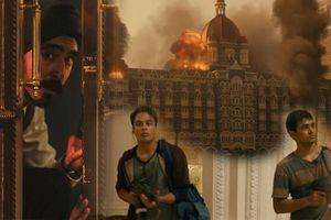 Nín thở chứng kiến vụ thảm sát kinh hoàng tại khách sạn Mumbai trong trailer mới nhất