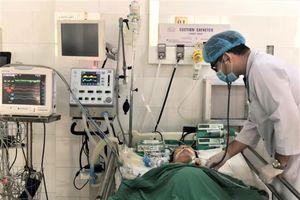 15 phút cứu sản phụ mang song thai tuần 32, hai bé kháu khỉnh chào đời