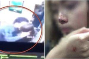 Nữ sinh bị cưỡng hôn trong thang máy: 'Tôi không muốn gặp lại người này'
