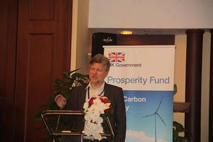 Phát triển năng lượng tái tạo tại Việt Nam: Khuyến nghị từ chuyên gia Anh