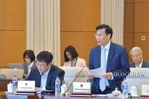 Ủy ban Thường vụ Quốc hội cho ý kiến về dự án Luật Thư viện
