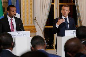 Ethiopia và Pháp mở chương mới về hợp tác quân sự