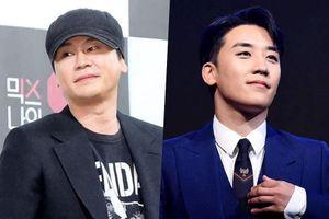 YG Entertainment tuyên bố chấm dứt hợp đồng độc quyền với Seungri