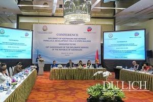 Tăng cường hiểu biết giữa ngành Ngoại giao Việt Nam và Azerbaijan