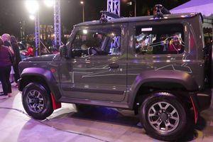 Mẫu xe địa hình Suzuki Jimny giá từ 433 triệu đồng gây sốt ở Đông Nam Á