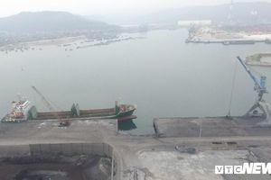 Bắt quả tang 18.000 tấn xi măng Hoàng Mai gắn mác xi măng Long Sơn để xuất khẩu