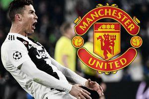 Ronaldo sẽ gặp lại M.U ở tứ kết Champions League?