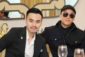 Hội bạn bè showbiz và 'rich kid' châu Á của thiếu gia Tân Hoàng Minh