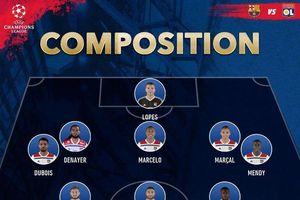 Messi ghi dấu trong 4 bàn thắng, Barca vào tứ kết thuyết phục