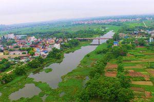 Hà Nội: Đề xuất xây cầu bắc qua sông Đáy bằng vốn ngân sách