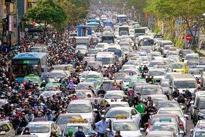 Ngoài giảm ùn tắc, đây là lý do nên cấm xe máy ở nội thành Hà Nội