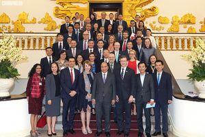 Thủ tướng mong các doanh nghiệp Hoa Kỳ 'nắm lấy thời cơ'