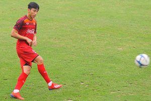 Quang Hải, Văn Hậu quay lại tập luyện cùng đội tuyển Việt Nam