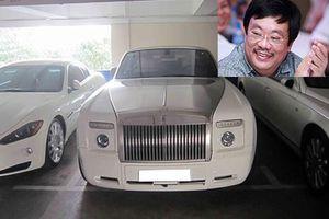 'Tỷ phú nước mắm' Masan sở hữu hầm siêu xe triệu đô