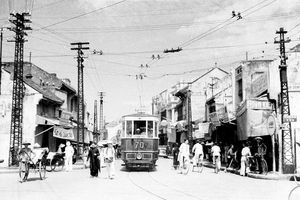 Bộ ảnh cực quý hiếm về phố cổ Hà Nội năm 1940