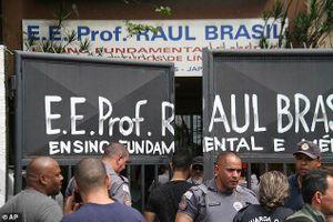 Brazil: Hai cựu học sinh xả súng trường tiểu học khiến gần 30 người thương vong