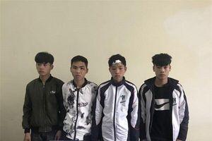 Bắt 4 nam sinh lớp 10 bỏ trốn sau khi tông xe khiến cụ ông tử vong