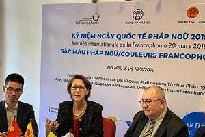 Sự kiện 'Sắc màu Pháp ngữ' lần đầu tiên được tổ chức tại Thủ đô Hà Nội