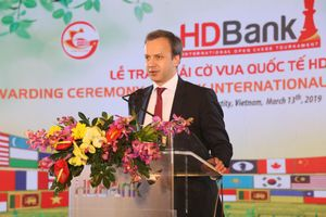 Chủ tịch FIDE: 'Việt Nam có triển vọng thành cường quốc cờ vua'