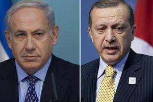 Israel - Thổ Nhĩ Kỳ khẩu chiến nảy lửa