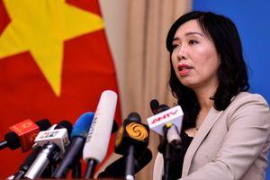 Thứ trưởng Ngoại giao gặp Đại sứ Malaysia, đề nghị trả tự do cho Đoàn Thị Hương
