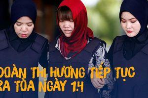 Malaysia bác bỏ yêu cầu phóng thích Đoàn Thị Hương