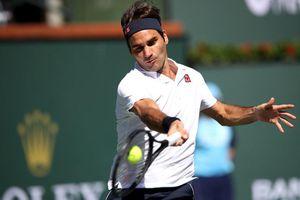 Nadal và Federer cùng dễ dàng vào tứ kết Indian Wells