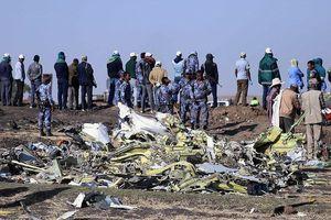 Hộp đen máy bay tai nạn ở Ethiopia đã được chuyển tới Paris