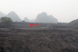 Bãi đổ xít than Công ty Tuyển than Cửa Ông, Quảng Ninh: 'Lãnh địa' bất khả xâm phạm (!?)