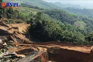 Sập hầm mỏ quặng, 3 người chết thảm thương