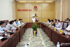 Chủ tịch UBND tỉnh: Cần xây dựng các sản phẩm du lịch đặc thù của Nghệ An
