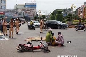 Bình Phước: Hai vụ tai nạn liên tiếp tại một điểm, 3 người thương vong
