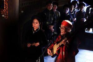 62 nghệ nhân dân gian được phong tặng danh hiệu Nghệ nhân Nhân dân