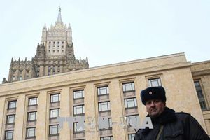 Nga lên án các biện pháp trừng phạt mới của Mỹ